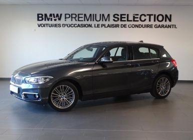 BMW Série 1 118iA 136ch UrbanChic 5p