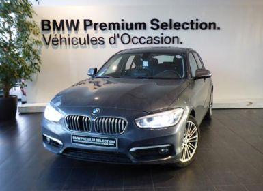 Vente BMW Série 1 118iA 136ch UrbanChic 5p Occasion