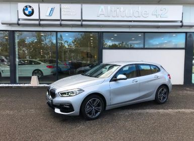 Achat BMW Série 1 118iA 140ch Edition Sport DKG7 112g Occasion