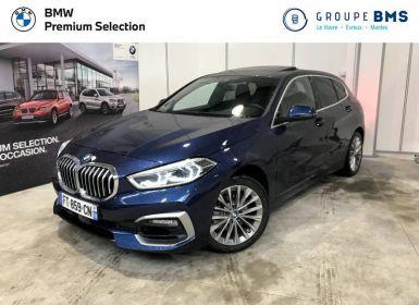 Achat BMW Série 1 118iA 140ch Luxury DKG7 112g Neuf