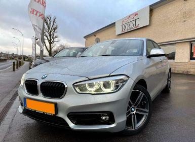 Achat BMW Série 1 120 d 190CV SPORT LINE LED NAVI CUIR Occasion
