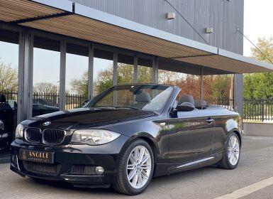 Vente BMW Série 1 120 D CABRIOLET Occasion