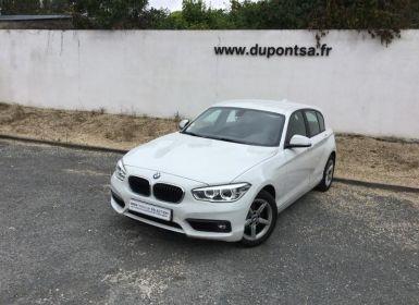 Vente BMW Série 1 120d 190ch Lounge 5p Euro6c Occasion