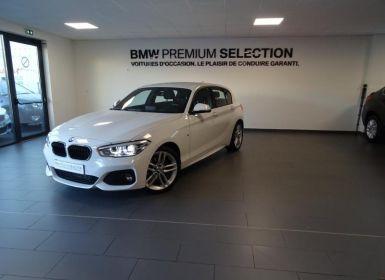 Achat BMW Série 1 120d 190ch M Sport 5p Occasion