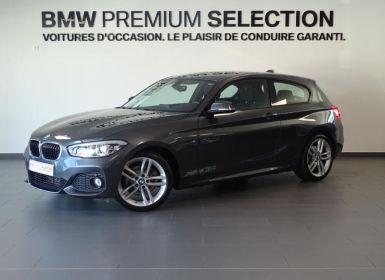 Vente BMW Série 1 120dA 190ch M Sport 3p Occasion