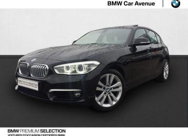 Achat BMW Série 1 120dA 190ch UrbanChic 5p Occasion