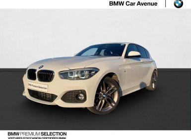 Vente BMW Série 1 120dA xDrive 190ch M Sport 5p Occasion