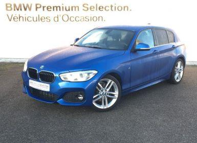 Achat BMW Série 1 125dA 224ch M Sport 5p Occasion