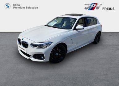 BMW Série 1 125dA 224ch M Sport 5p Euro6c