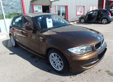 BMW Série 1 (E81/E87) 116D 115CH XCROSSED FLAD 5P
