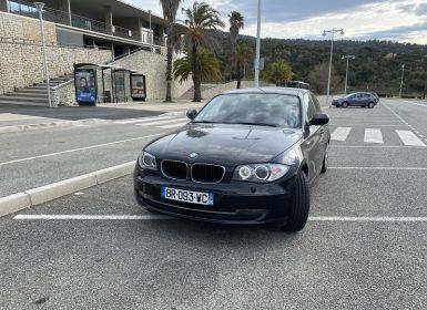 Vente BMW Série 1 (E81/E87) 118D 143CH CONFORT 5P Occasion