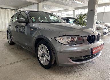 BMW Série 1 (E81/E87) 118D 143CH CONFORT 5P Occasion