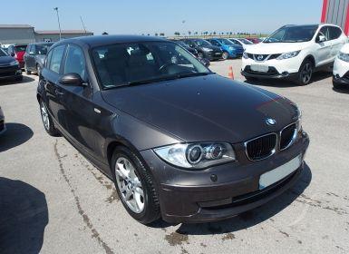 Vente BMW Série 1 (E81/E87) 118D 143CH LUXE 5P Occasion