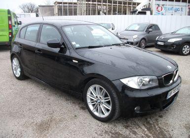 Achat BMW Série 1 (E81/E87) 118DA 143CH SPORT DESIGN 5P Occasion