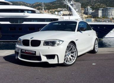 Achat BMW Série 1 E82 COUPE M M1 3.0 340 CV SERIE LIMITEE 062/100 Occasion