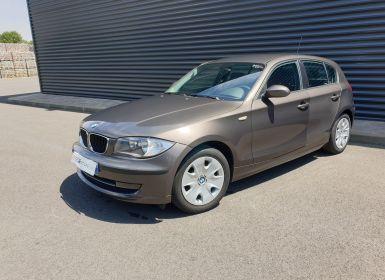 Vente BMW Série 1 E87 5 PORTES 116 I 122 PREMIERE BV6 Occasion