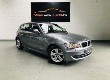 Vente BMW Série 1 E87 LCI 120I 170 CH EDITION CONFORT Occasion