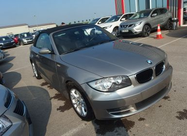 Achat BMW Série 1 (E88) 118D 143CH LUXE Occasion