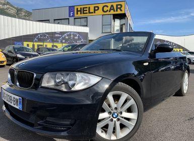 Vente BMW Série 1 (E88) 118I 143CH LUXE Occasion