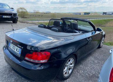 BMW Série 1 E88 Cabriolet 120d 177 ch Confort Occasion