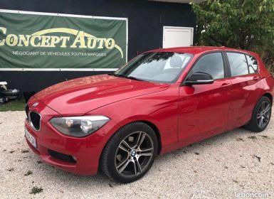 Vente BMW Série 1 EFFICIENT DYNAMICS EDITION  Occasion