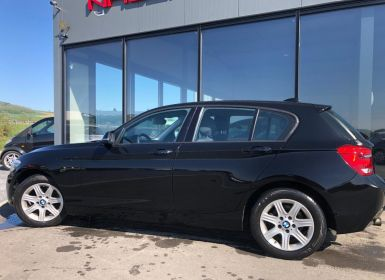 Vente BMW Série 1 F20 116d 116 ch Lounge Plus Occasion