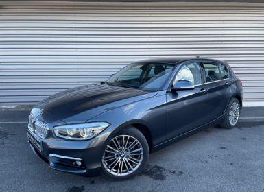 Achat BMW Série 1 (F20) (2) 114D URBANCHIC 5P Occasion
