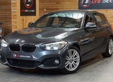 BMW Série 1 (F20) (2) 116D M SPORT
