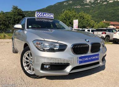 Vente BMW Série 1 (F20) (2) 116I LOUNGE START EDITION 5P Occasion