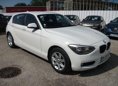 Achat BMW Série 1 (F21/F20) 114D 95CH LOUNGE 5P Occasion