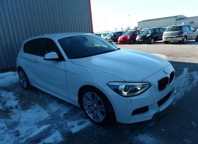 BMW Série 1 (F21/F20) 116D 116CH SPORT PACK M 3P
