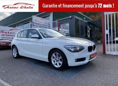 Achat BMW Série 1 (F21/F20) 116DA 116CH LOUNGE 5P Occasion