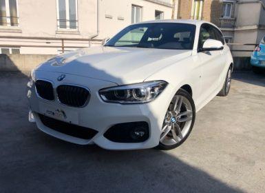 Vente BMW Série 1 (F21/F20) 116I 109CH M SPORT 3P Occasion