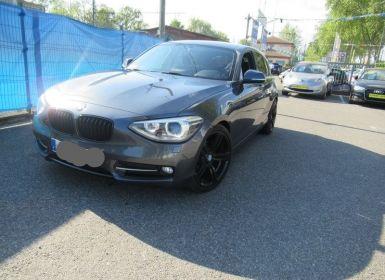 Vente BMW Série 1 (F21/F20) 118D 143CH SPORT 5P Occasion