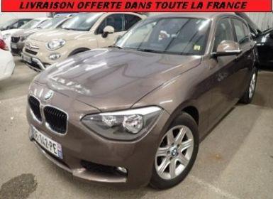 Achat BMW Série 1 (F21/F20) 118DA 143CH LOUNGE 5P Occasion