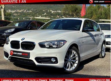 Vente BMW Série 1 II (F21/20) 114d 95ch Sport 5p Occasion