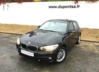 BMW Série 1 Serie 114d 95ch Lounge 5p Occasion