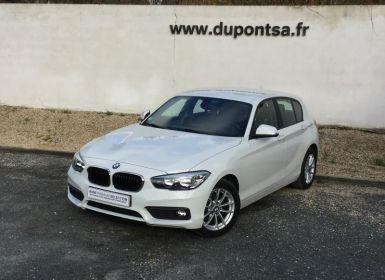 Acheter BMW Série 1 Serie 114d 95ch Lounge 5p Occasion