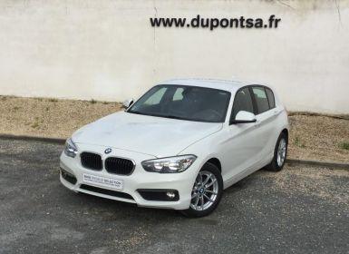 Achat BMW Série 1 Serie 114d 95ch Lounge 5p Occasion