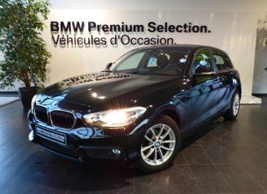 Voiture BMW Série 1 Serie 114d 95ch Lounge 5p Occasion