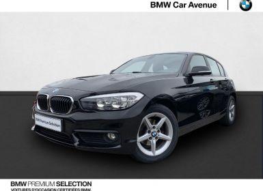 Vente BMW Série 1 Serie 114d 95ch Lounge 5p Occasion