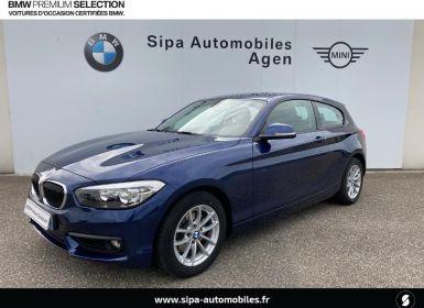 Vente BMW Série 1 Serie 114d 95ch Lounge START Edition 3p Occasion