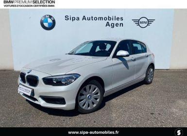 Vente BMW Série 1 Serie 114d 95ch Premiere START Edition 5p Occasion
