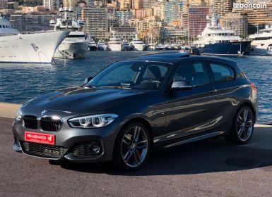 Vente BMW Série 1 Serie 114d m sport 2018 modèle restylé Occasion