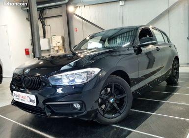 BMW Série 1 Serie 116D BUSINESS 2018 BVA / 54 500 KMS / GPS / CUIR / CLIM AUTO / 1ERE MAIN