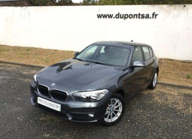 Voiture BMW Série 1 Serie 116dA 116ch Lounge 5p Occasion