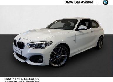 Vente BMW Série 1 Serie 116dA 116ch M Sport Ultimate 3p Euro6c Occasion