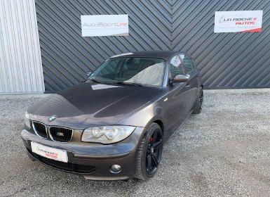 Achat BMW Série 1 SERIE 118 D M Sport Occasion