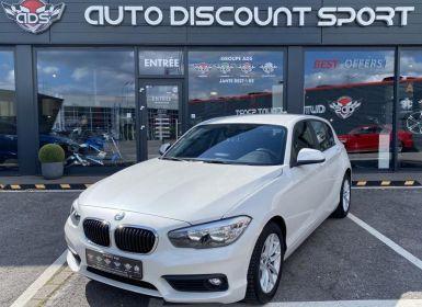 BMW Série 1 Serie 118 iA 136CH