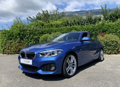 BMW Série 1 SERIE 118d M Sport Garantie 07/22